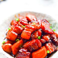 芋头红烧肉
