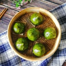 传统咸口青团(艾草+春笋)~小技巧一次给到您