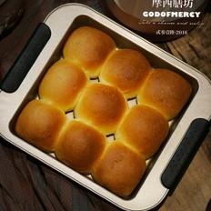 豆浆小餐包的做法