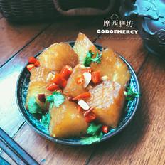 红烧冬瓜比肉还好吃