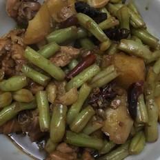 芸豆土豆炖鸡