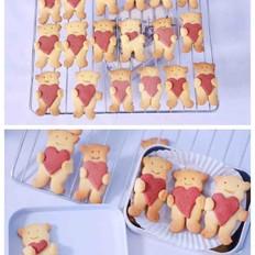 抱抱熊饼干