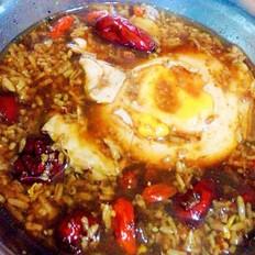 红糖米酒鸡蛋
