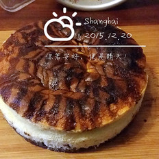 大理石纹芝士蛋糕6寸