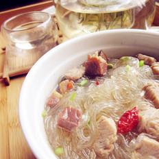 茶香三丁綠豆粉