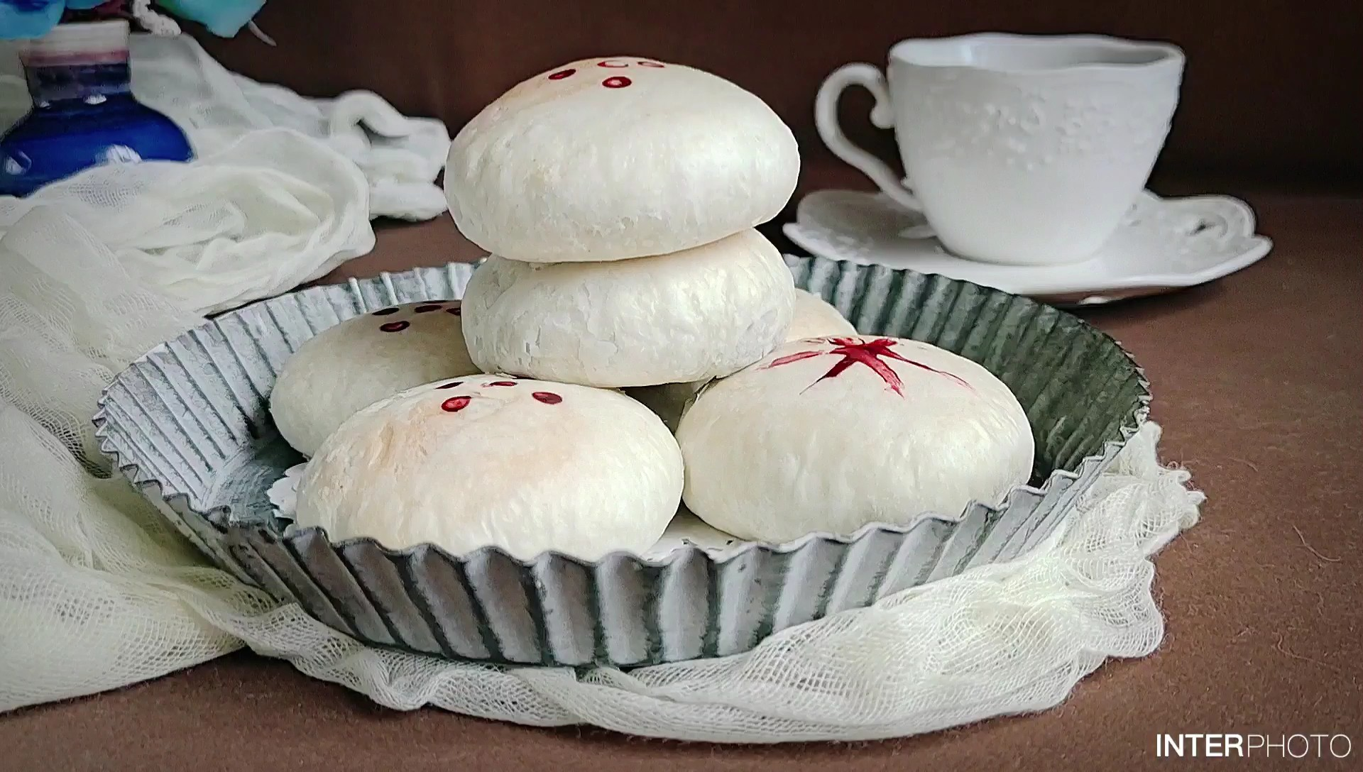 #最美不过中秋味#苏式枣泥月饼
