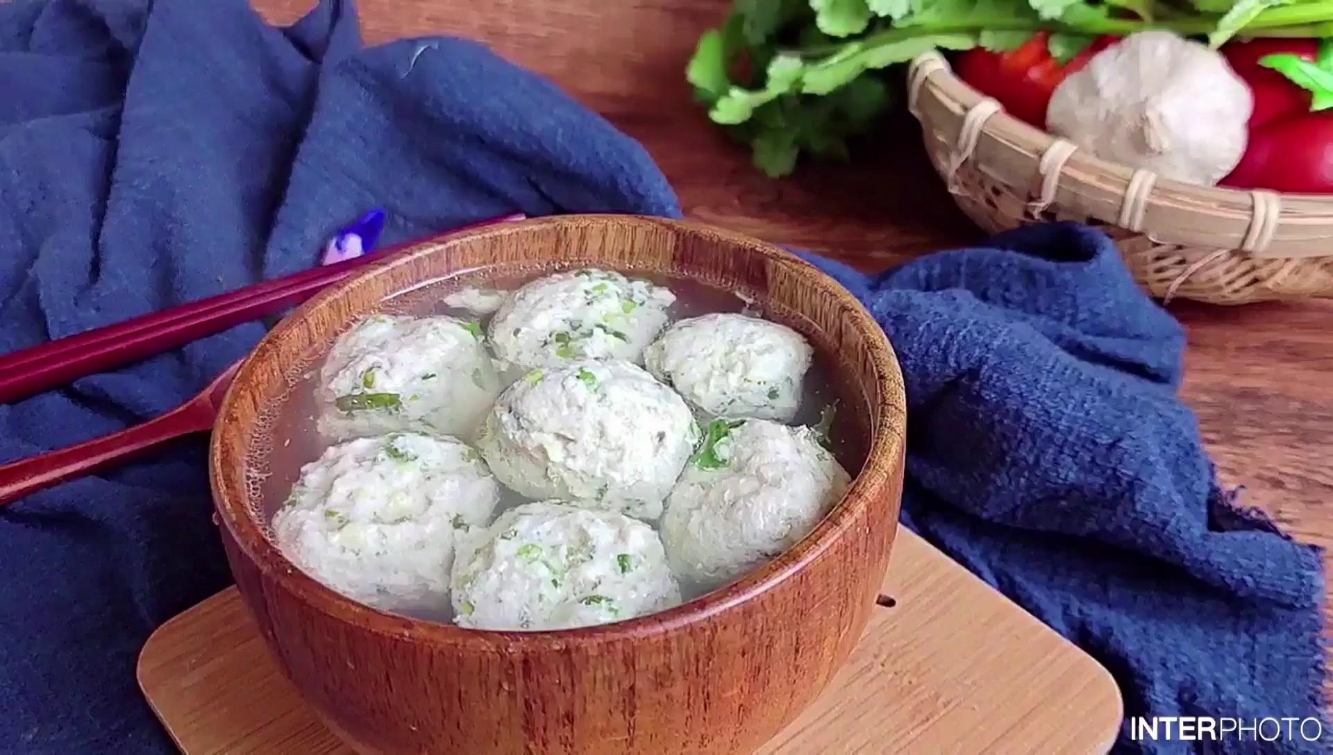 #豆腐的神仙做法#香菜豆腐肉丸