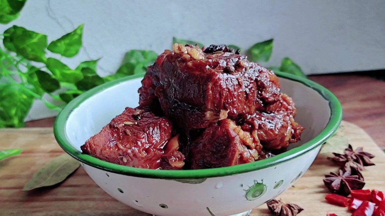 #冬至大如年#冬至进补多吃牛肉,懒人做法…卤牛肉