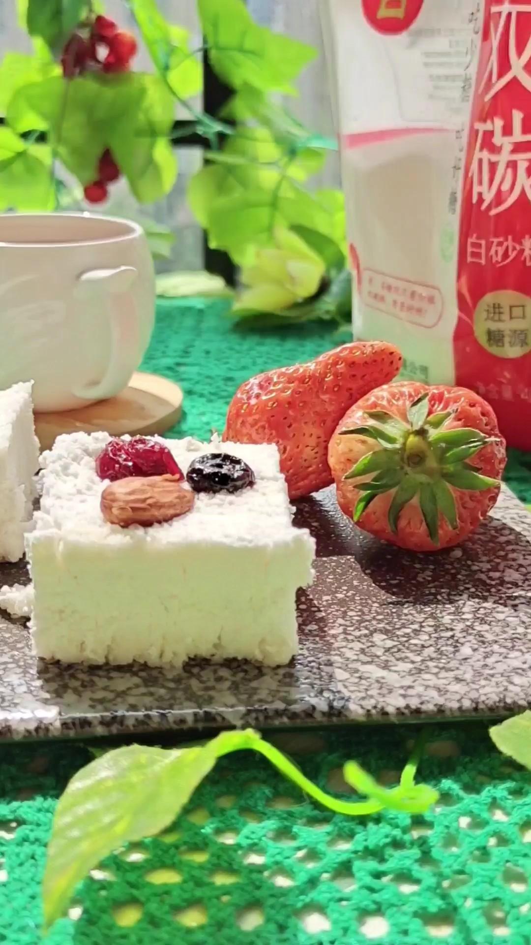 儿时味道中式糕点轻松做…白糖蒸糕