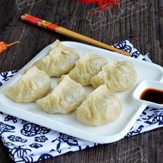 葫芦菜蒸饺的做法