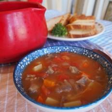 美味羹汤——罗宋汤