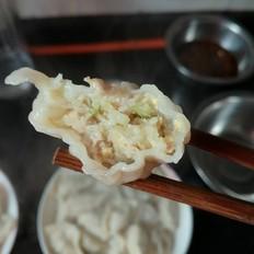 冬瓜饺子的做法