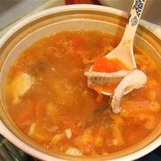 宫廷至尊无双 番茄鱼片汤