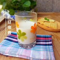 稠香米豆浆