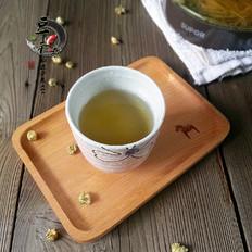莲心花草茶