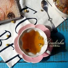 菊花桂圆茶