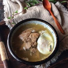 鸡蛋猪肝汤