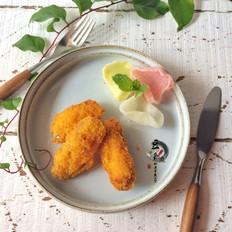 椒盐香酥鸡翅
