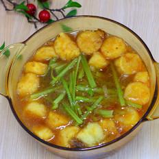 牛肉豆腐汤