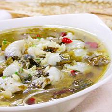 开胃下饭菜酸菜鱼的做法