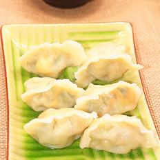 双鲜合璧韭菜海虹饺子