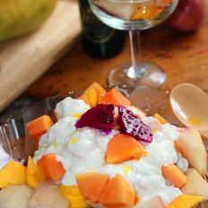 格琳诺尔酸奶水果沙拉