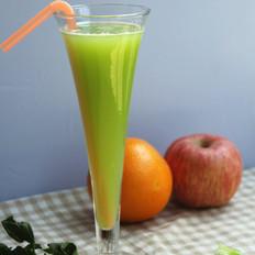 青瓜西芹汁