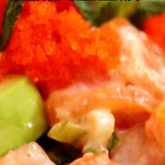 夏威夷鱼生饭