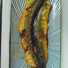 酱香秋刀鱼