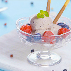 五谷米奶香冰淇淋!