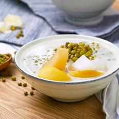 3招绿豆汤高能混搭喝法