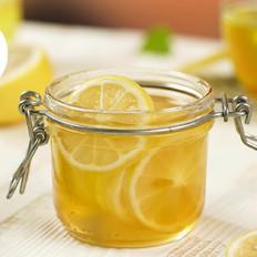 柠檬水的正确泡法