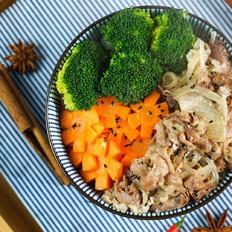 懒人日式肥牛饭