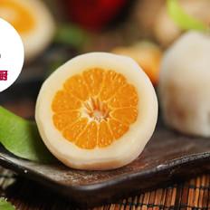 网红Q香橘子大福