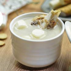 电饭煲猪骨养生汤