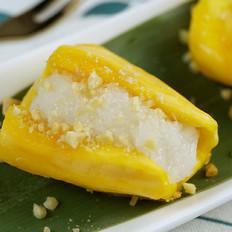 零难度菠萝蜜酿糯米