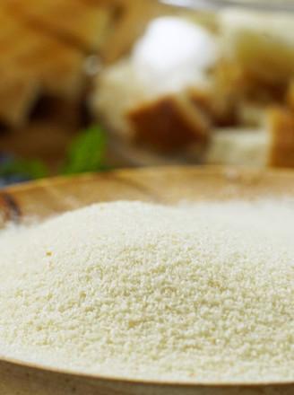 微波炉自制面包糠的做法