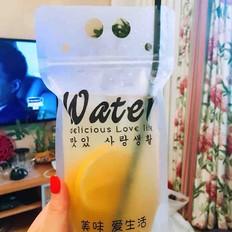 赵薇同款蜂蜜柠檬水