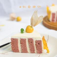 简单又美貌的旋涡蛋糕