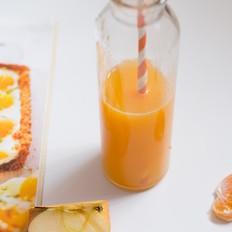 苹果橘子汁