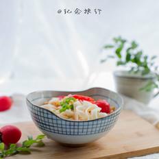 简简单单一碗番茄面