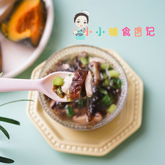 紫菜鸡肉汤