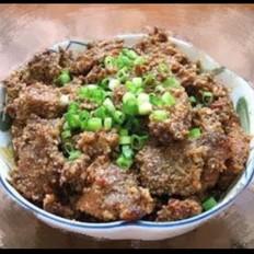 米粉排骨肉