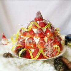 草莓塔蛋糕