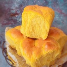 南瓜老式面包