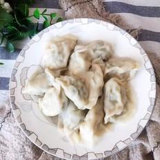 芹菜辣椒水饺