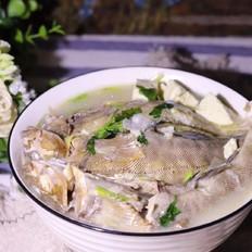 黄鱼炖豆腐的做法大全