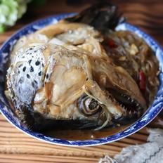 炖三文鱼头