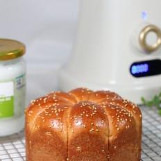 全麦椰子油面包