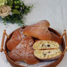 蔓越莓乳酪软欧包